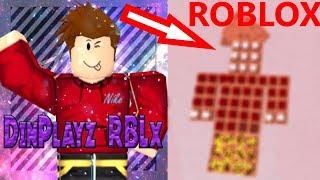 Making DinPlayz RBLX(Roblox Booga booga)