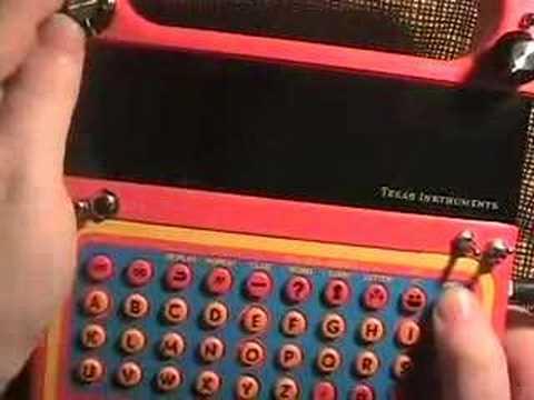 circuit bent speak spell youtube rh youtube com