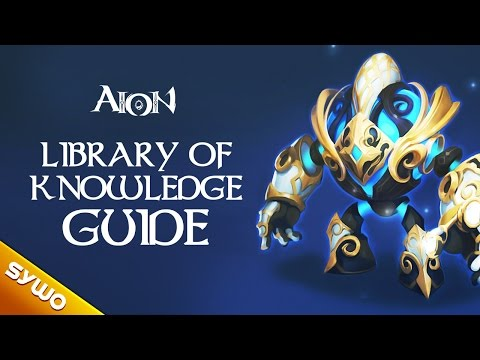 AION 5.0 - Library of Knowledge comprehensive guide (part 1/2)