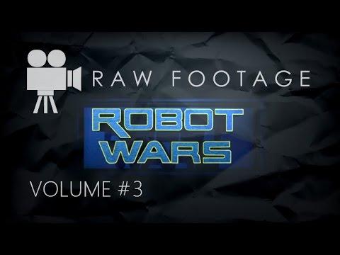Robot Wars Volume 3