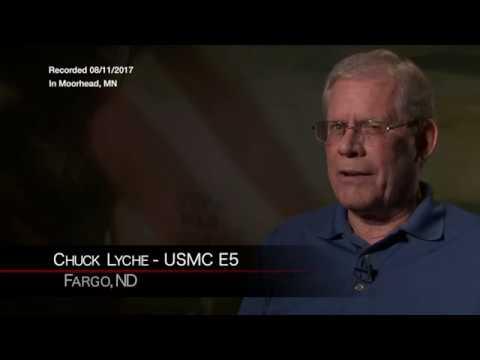 Chuck Lyche Oral History Interview; Prairie Memories The Vietnam War Years