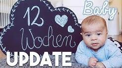 BABY UPDATE | 12 WOCHEN | Schübe, erstes Spielen & Entwicklung | JackieLina
