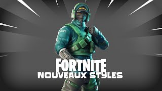 FORTNITE: A new style for reflex skin has just leaked