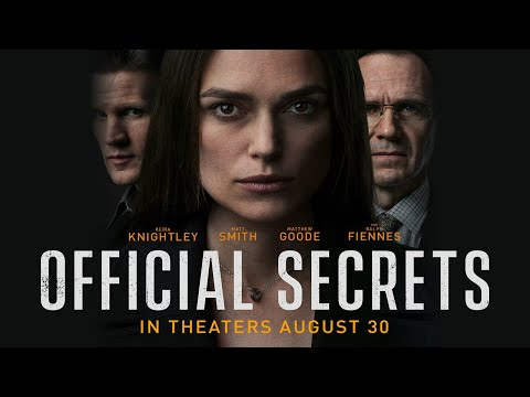 Official Secrets 2019 (Official Movie Trailer)