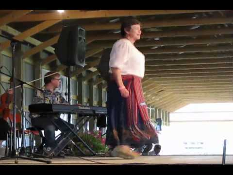 John Arcand Fiddle Fest Traditional Jigging Finalists 2011, Pt. 1