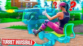 "LE NOUVEAU ""BUG"" INVISIBLE DE FORTNITE"