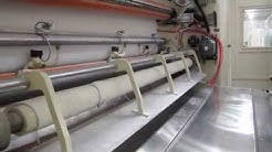 YD-PL600 BT/KT converting line with TMC packing system