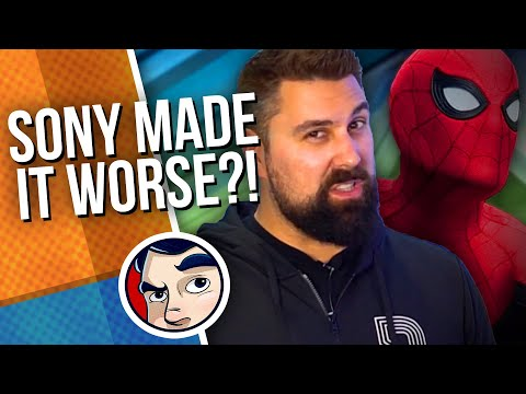 Spider-Man In the MCU Again? NOPE! Sony Just Made It Worse... | Comicstorian