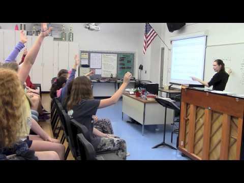 Jacqueline Langley - GRAMMY Music Educator Award Quarter-Finalist - Video 3