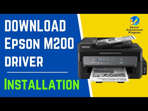 epson m200 scanner driver free download for windows 7