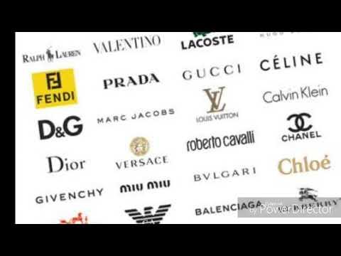 2a5fa2d54 النطق الصحيح ل ماركات الأزياء العالمية #الماركات fashion brands  pronunciation