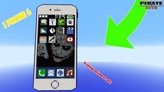 NẾU FOXB SỞ HỮU IPHONE 6 KHỔNG LỒ TRONG MINECRAFT TEAM PIRATE*IHONE HIỆN ĐẠI