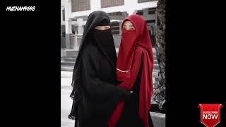 SUBHANALLAH!!! kumpulan foto wanita bercadar versi lagu aisyah istri rasulullah