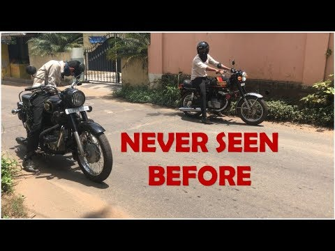 RACING: Roadking YEZDI Vs Bullet 350