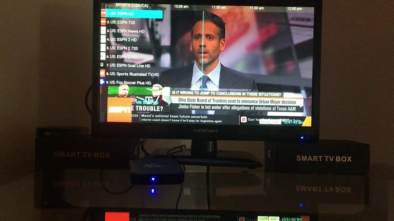 Nitro tv sport channels