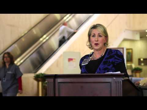 Gail Sheehan, UConn Health Patient Ambassador