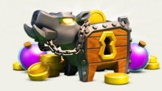 1.200.000 Gold zum Ausgeben! - Let's Play Clash of Clans #50