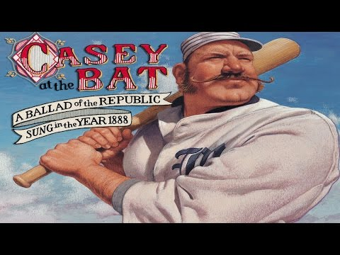 Casey at the Bat — Story Time with Otis Jiry — Famous Classic Sports Poem