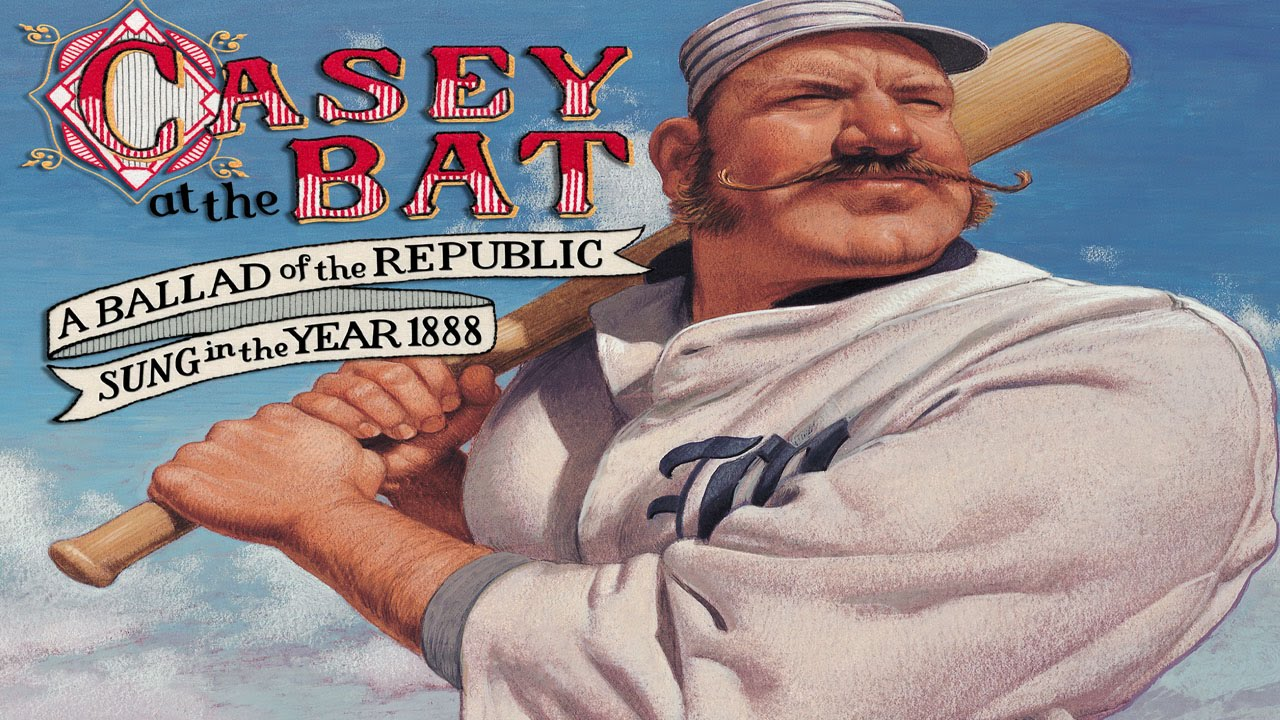 Image result for casey at the bat pictures