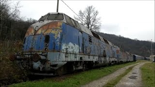 Tito's 'blue Train' Open To Tourists In Serbia