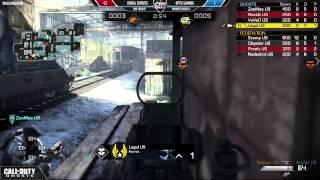Call of Duty Ghosts   Optic Gaming vs Denial Esports Mlg Anahiem 2014