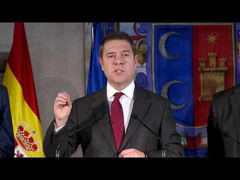 VÍDEO | Page suspende la concesión de nuevas licencias de casas de apuestas en Castilla-La Mancha