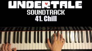 Undertale OST - 41. Chill (Piano Cover by Amosdoll)