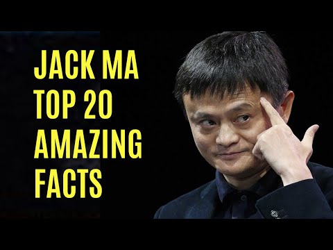 Jack Ma Amazing Facts Youtube