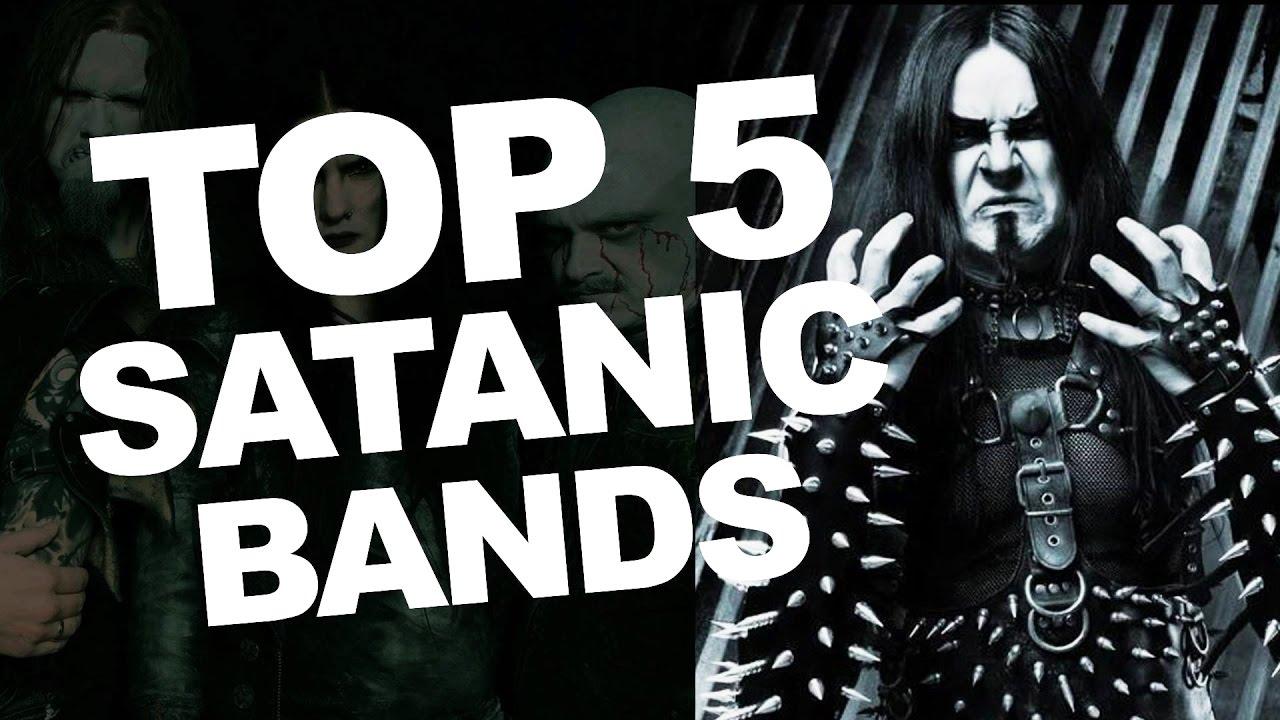 Top 5 Satanic Rock Bands