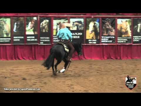 REF Black Mamba and Jordan Larson - 2012 ATRC Nov. Horse Open