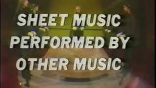 Other Music: Sheet Music Part 1: