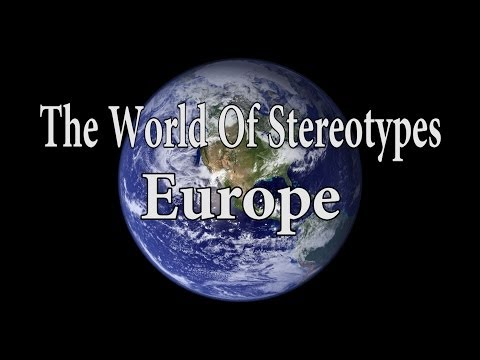 The World Of Stereotypes - Europe || CopyCatChannel