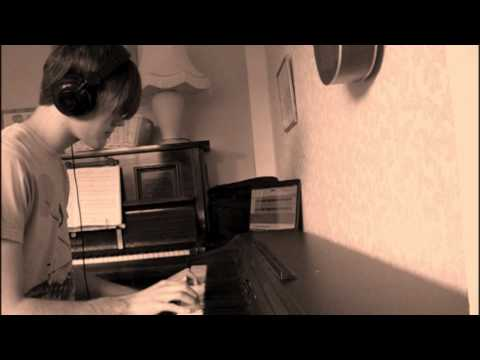 Geordie Cryle |  A Hard Day's Night - The Beatles | Piano Solo