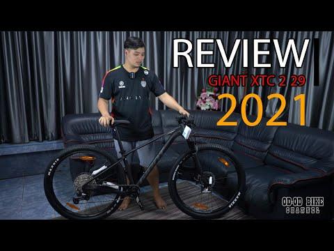 Review รถจักรยาน GIANT XTC SLR 2 29 ปี 2021 | เสือภูเขาที่ตอบสนองคุณได้ทุกเส้นทาง