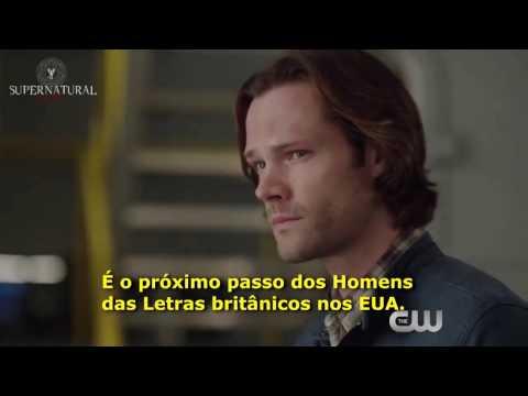 Supernatural The Raid 12x14 featurette legendado