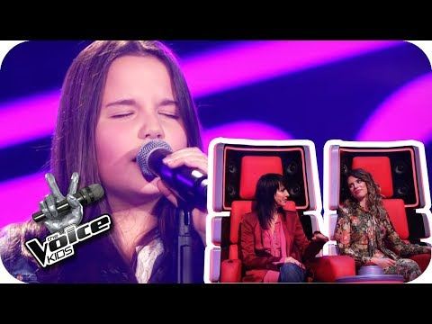 The Bangles - Eternal Flame (Emely) | The Voice Kids 2017 (Germany) | Blind Auditions | SAT.1