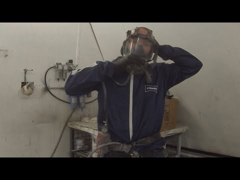 respirators-&-air-filtration-system