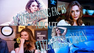 16 фактов о Элизабет Олсен | 16 interesting facts about Elizabeth Olsen [ENGLISH SUBTITLES]
