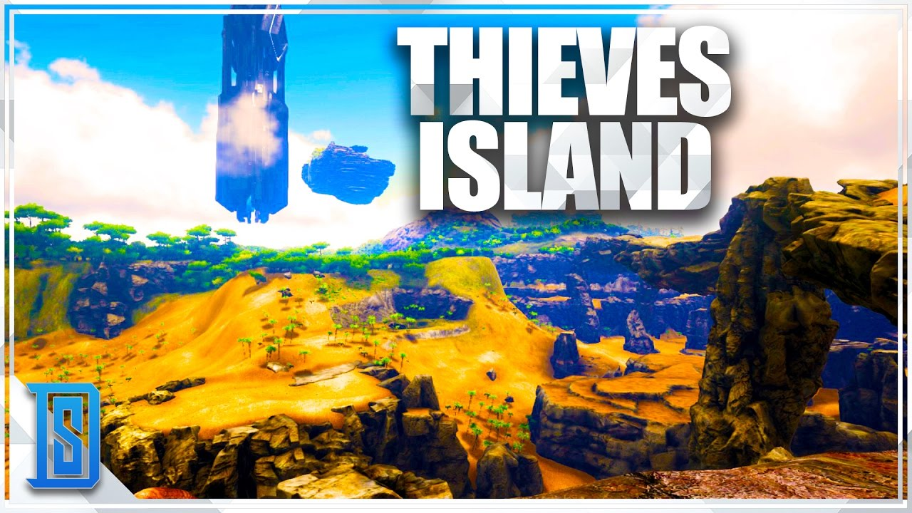 Ark Survival Evolved Thieves Island Map Spotlight Scorched