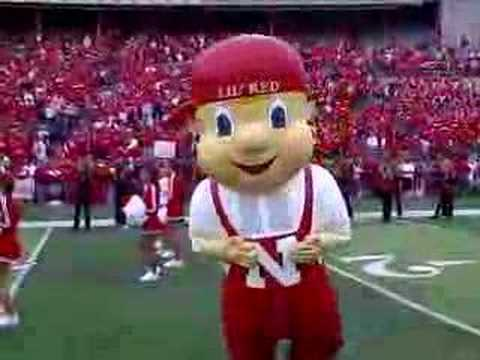2007 ESPN College Football Gameday - USC at Nebraska - YouTube