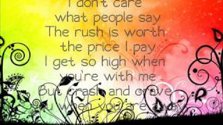 Ke$ha - Your Love is My Drug (Lyrics)