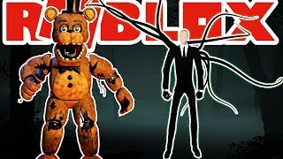 ROBLOX | *Freddy* In The Forest