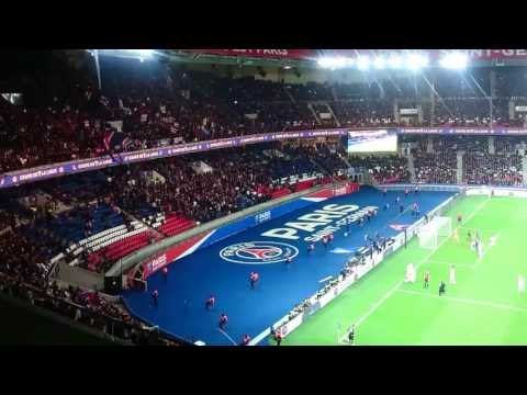 PSG vs Metz (11/01/17): le 2nd but de Thiago Silva