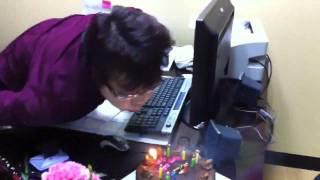 Khun Porn'birthday 2011