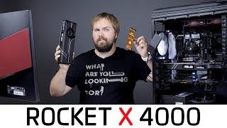 RocketX 4000 - собираем игровой ПК за 350.000р. вместе с подписчиками