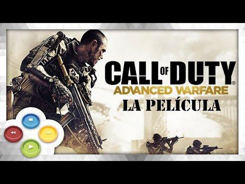 Call of Duty Advanced Warfare Pelicula Completa Español