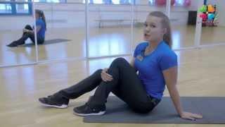 Комплекс упражнений: тонус тела