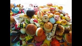 Huge Rare Squishy Collection : Squishy Collection (Non-Rare) - Watch the video