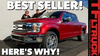 2018 Ford F-150 Lariat FX4: Unfiltered Real-World Buddy Review of America's Best Seller!