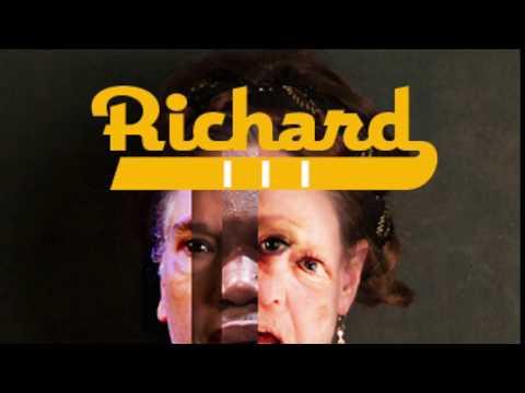Actors' Shakespeare Project Richard III advance promo